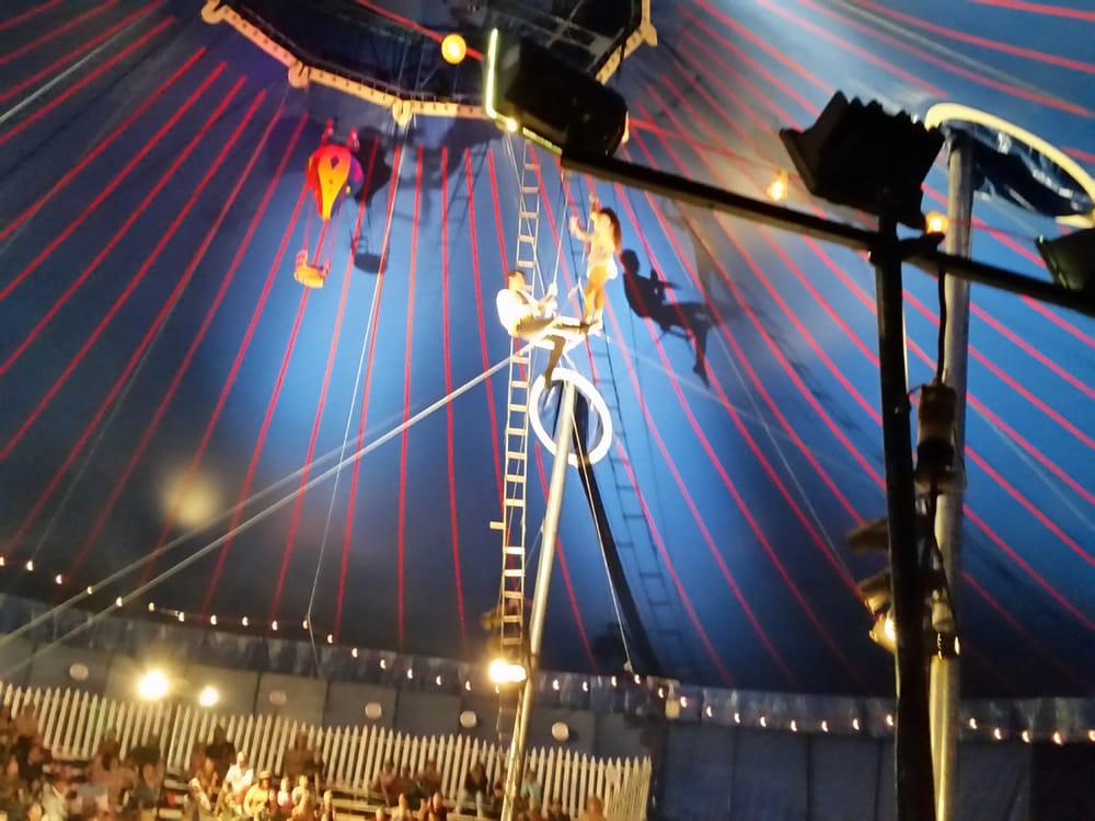 Zoppe Italian Family Circus: 4005 Kipling St, Wheat Ridge, CO
