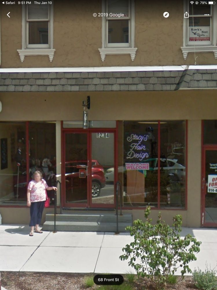 Stacy's Hair Design: 82-84 Front St, Port Jervis, NY