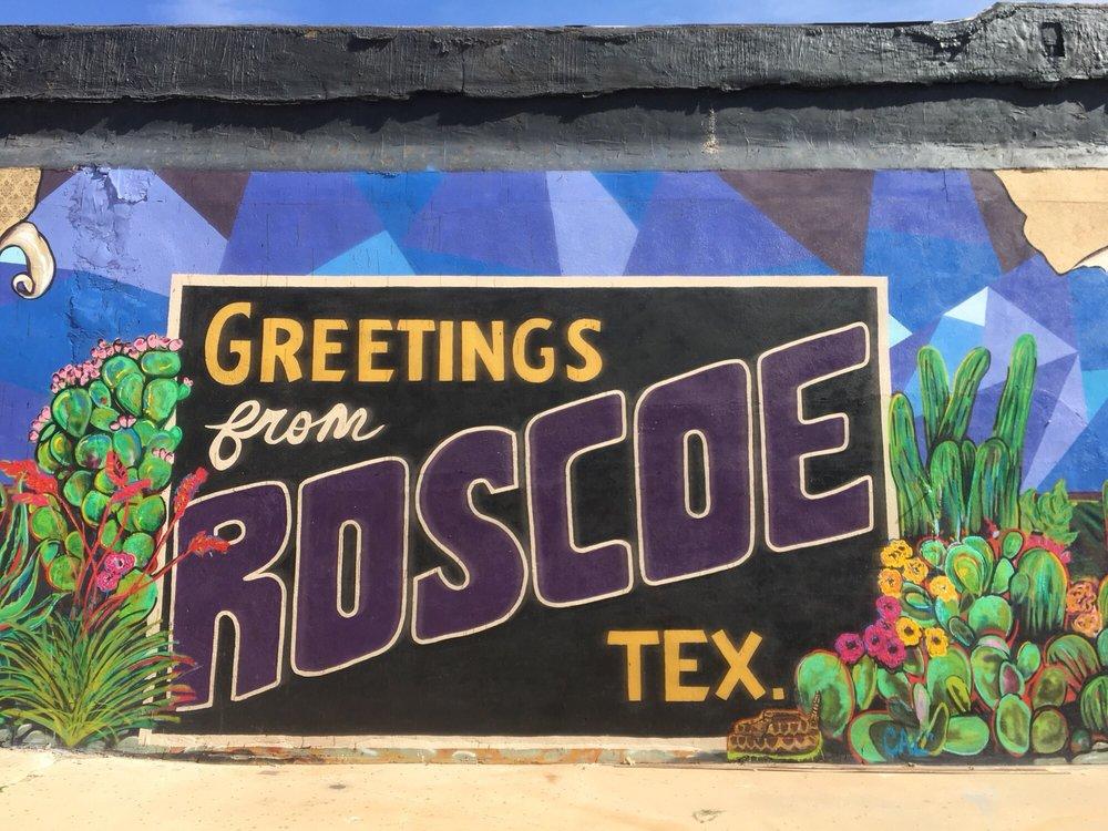 Blackland Smokehouse: 822 W Broadway St, Roscoe, TX