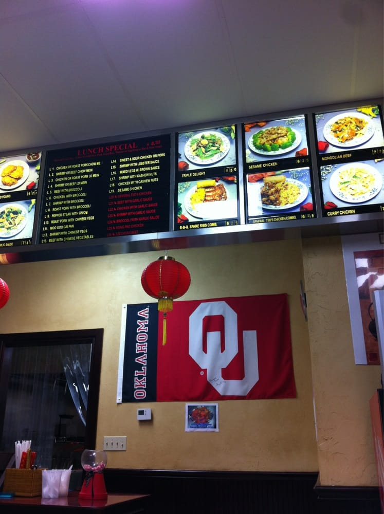 Asian cuisine ou supporter yelp for Asian cuisine norman ok