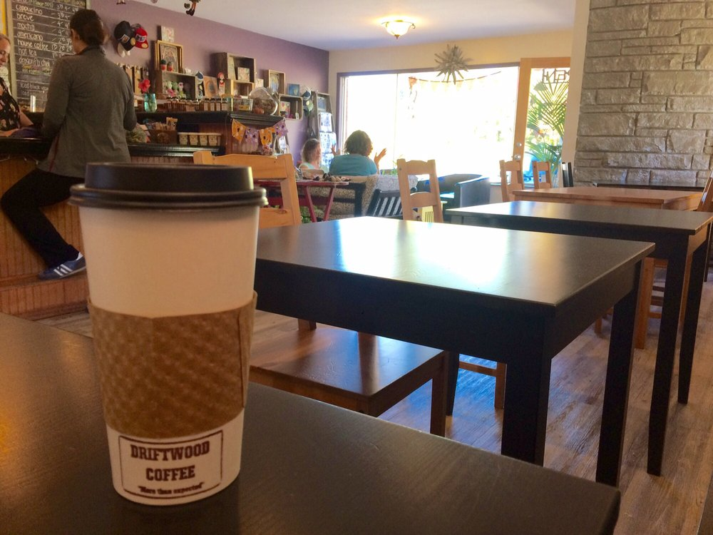 Driftwood Coffee: 4604 SW Vermont St, Portland, OR