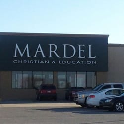 mardel christian education religious items