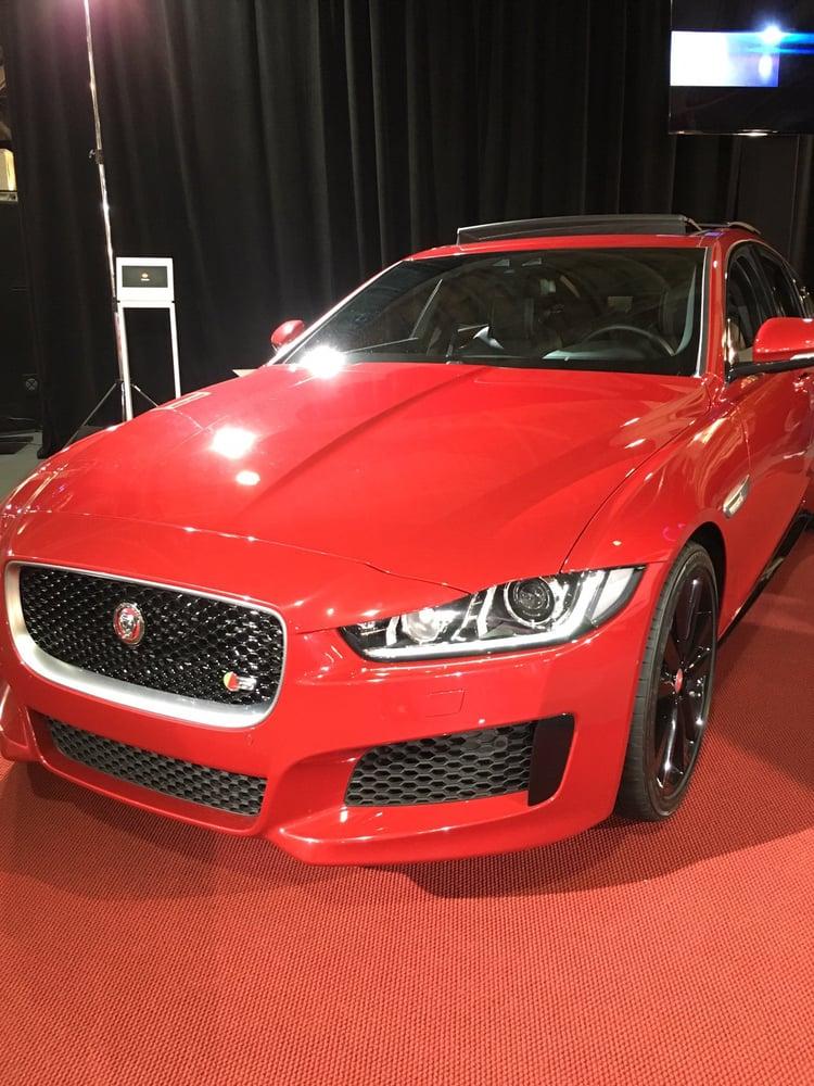 Jaguar Art Of Performance Tour Review