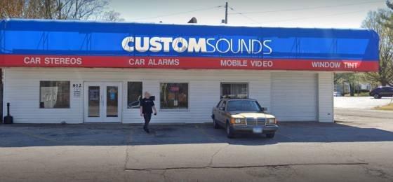 Custom Sounds & Tint: 912 Milton Rd, Alton, IL