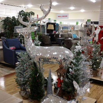 photo of homegoods orlando fl united states gorgeous life sized mirrored reindeers - Home Goods Christmas