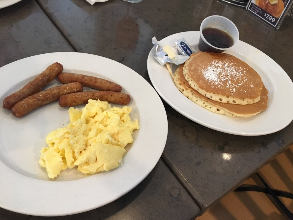 Bristol Cafe: 837 Silver Spur Rd, Rolling Hills Estates, CA