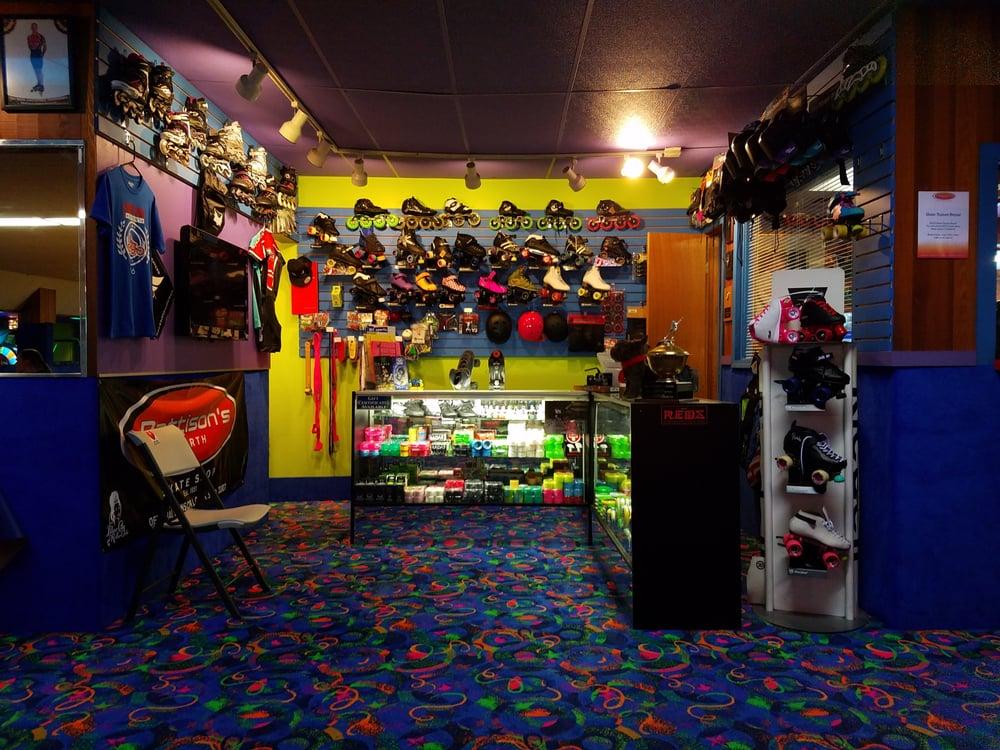 Pattison's North Skating Rink: 11309 N Mayfair St, Spokane, WA