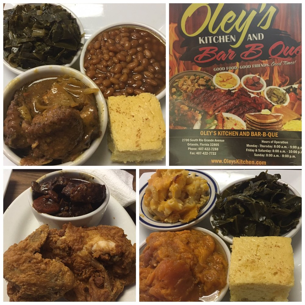 Oley's Kitchen & BBQ