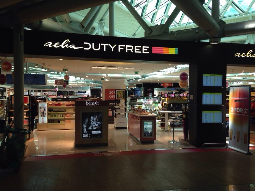 Dufry free shop centros comerciales via dell - Boutique free angouleme numero ...