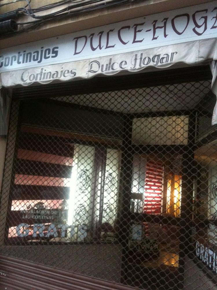 Cortinajes Dulce Hogar Home Decor Carrer Del Doctor Manuel Candela 38 Camins Al Grau