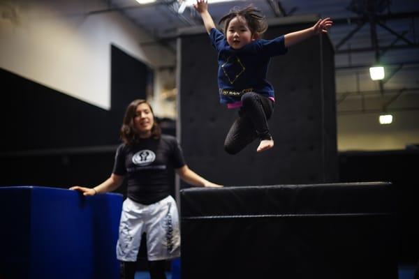NXGA Parkour & MMA 4360 Technology Dr Fremont, CA Martial Arts