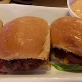 'Photo of The Longboard Restaurant & Pub - Huntington Beach, CA, United States. Sliders - HH Menu' from the web at 'https://s3-media2.fl.yelpcdn.com/bphoto/F1p-F65bmHesjU9zudC2Pw/168s.jpg'