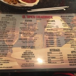 El tipico restaurant 10 photos 12 reviews mexican for Menu cinese tipico