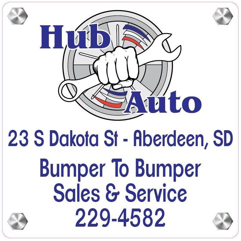 Hub Auto: 23 S Dakota St, Aberdeen, SD