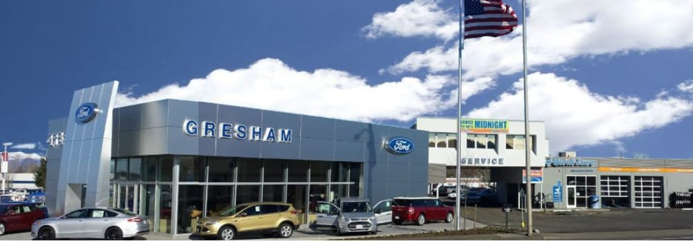 Gresham Ford 21 Photos 57 Reviews Car Dealers 1999 E Powell