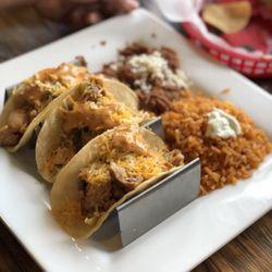 1 Salt Tacos Y Tequila