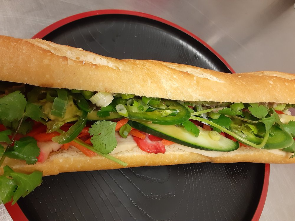 Food from Baguette Express