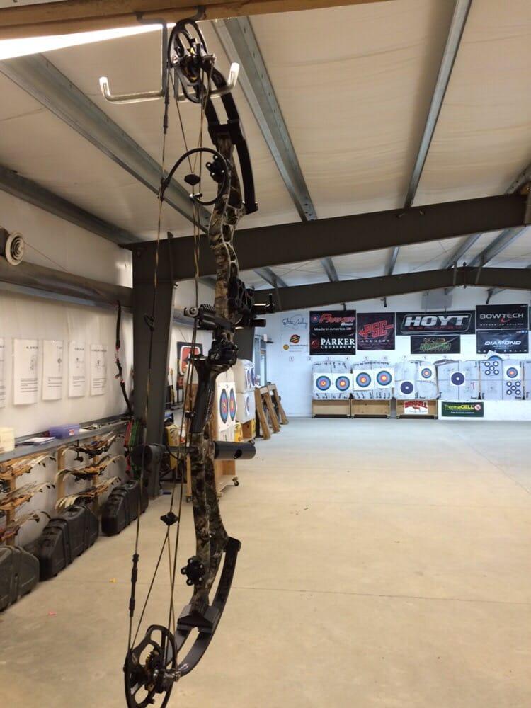 Lakeside Archery: 55 Cumberland Rd, North Yarmouth, ME