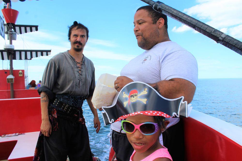 Capt. Jack's Pirate Ship Adventures