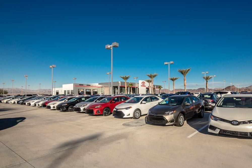 Anderson Toyota: 6510 Showplace Ave, Lake Havasu City, AZ