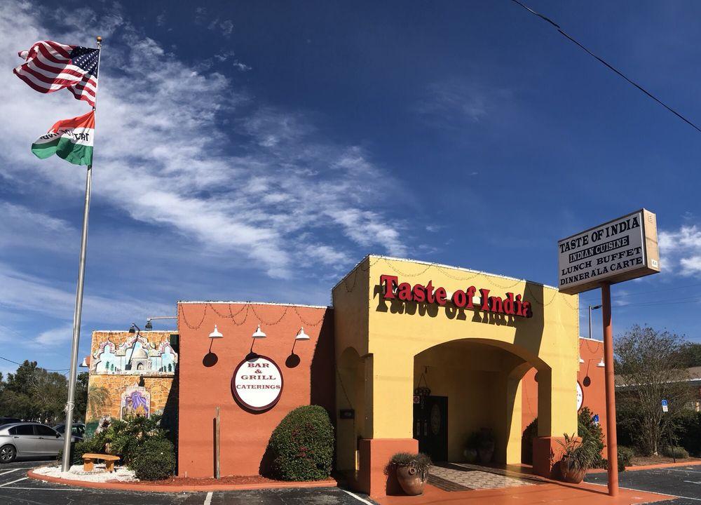 Taste of India: 902 Brandon Blvd E, Brandon, FL