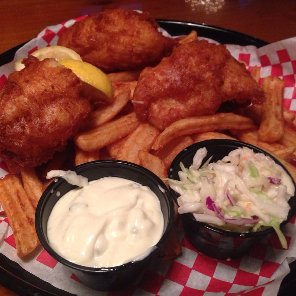 Fish N Chips Are Fresh And Steamingly Good Yelp