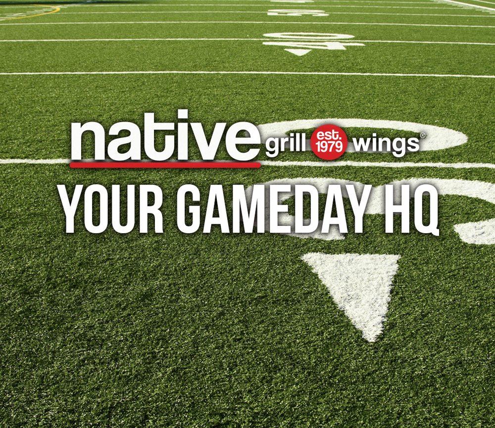 Native Grill & Wings: 210 E Hwy 260, Payson, AZ
