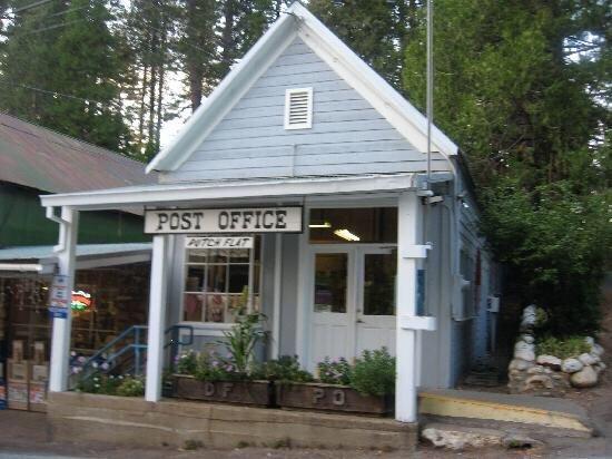 US Post Office: 32805 Main St, Dutch Flat, CA