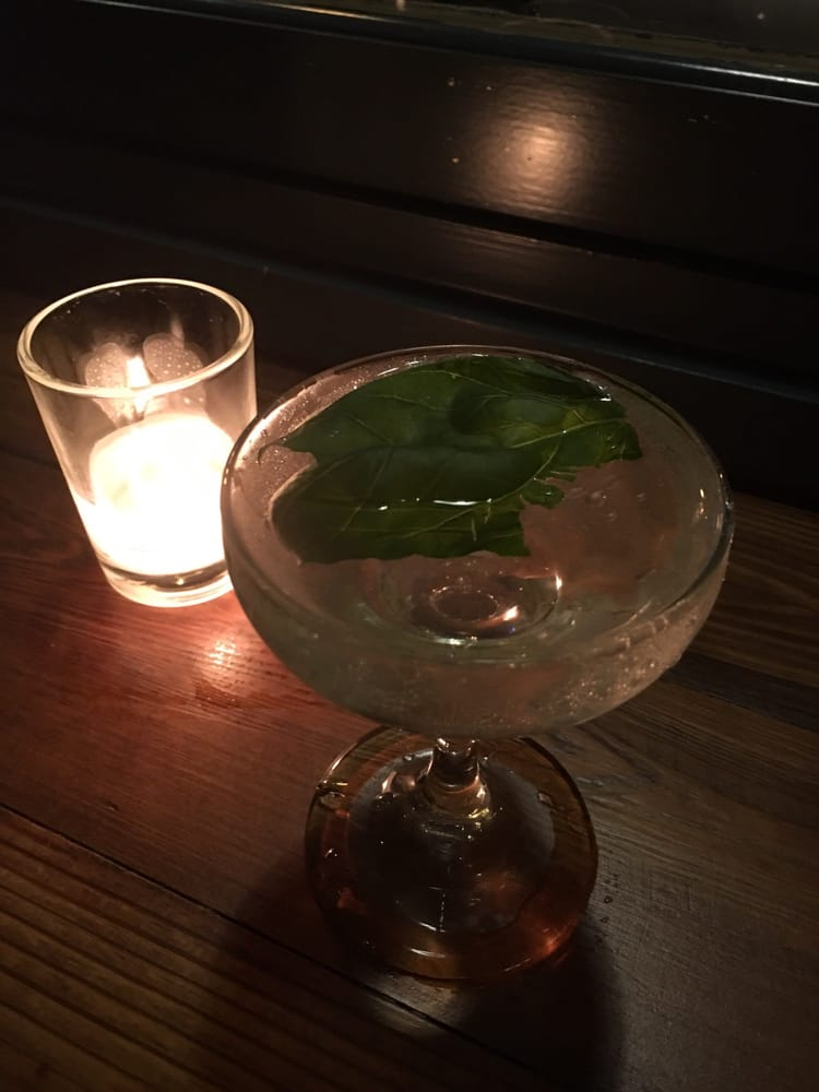 ... & Kitchen - Long Island City, NY, United States. Gantry Gin and Sin