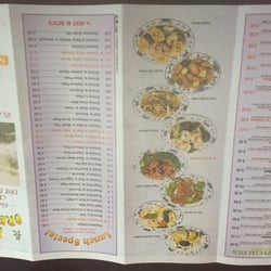 Photo Of New Great Wall Restaurant Salamanca Ny United States Menu As