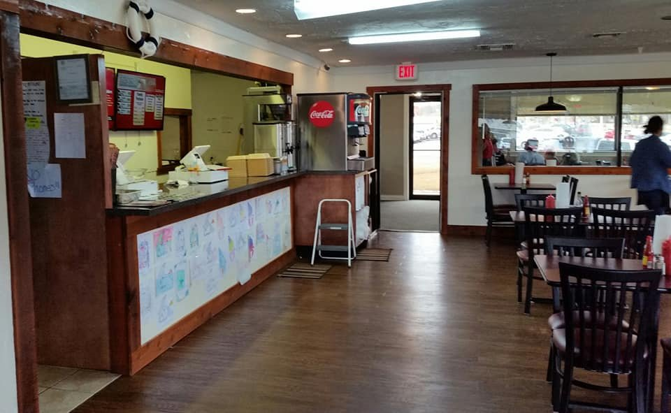 Sam's Southern Eatery: 1202 Division St, Guthrie, OK