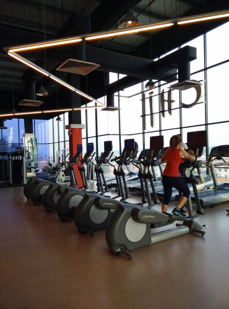 Chi fitness gyms no jalan batu tiga lama klang selangor