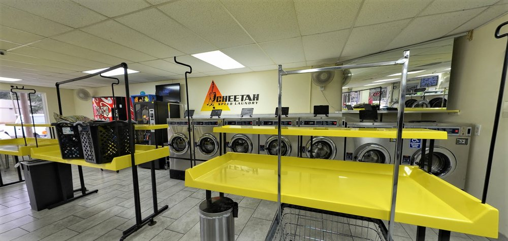 Cheetah Speed Laundry: 6920 Airport Blvd, Mobile, AL
