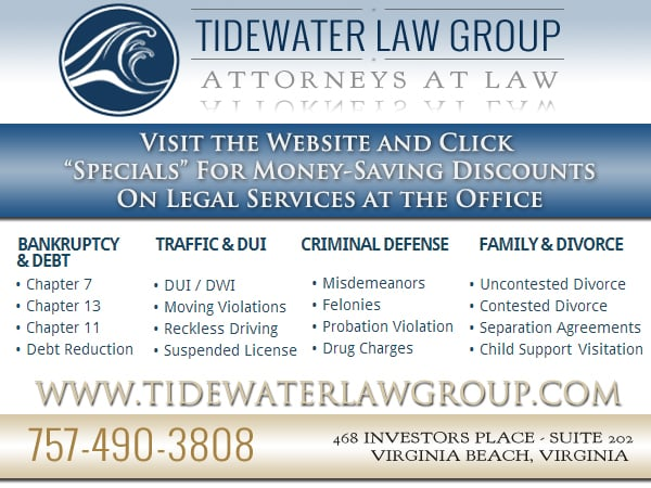 Tidewater Law Group Get Quote Criminal Defense Law 468