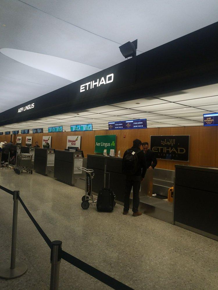 Etihad Airways: 1 Saarinen Cir, Sterling, VA