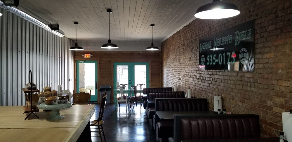 Norma Helen's Deli: 89 S Forest Ave, Luverne, AL