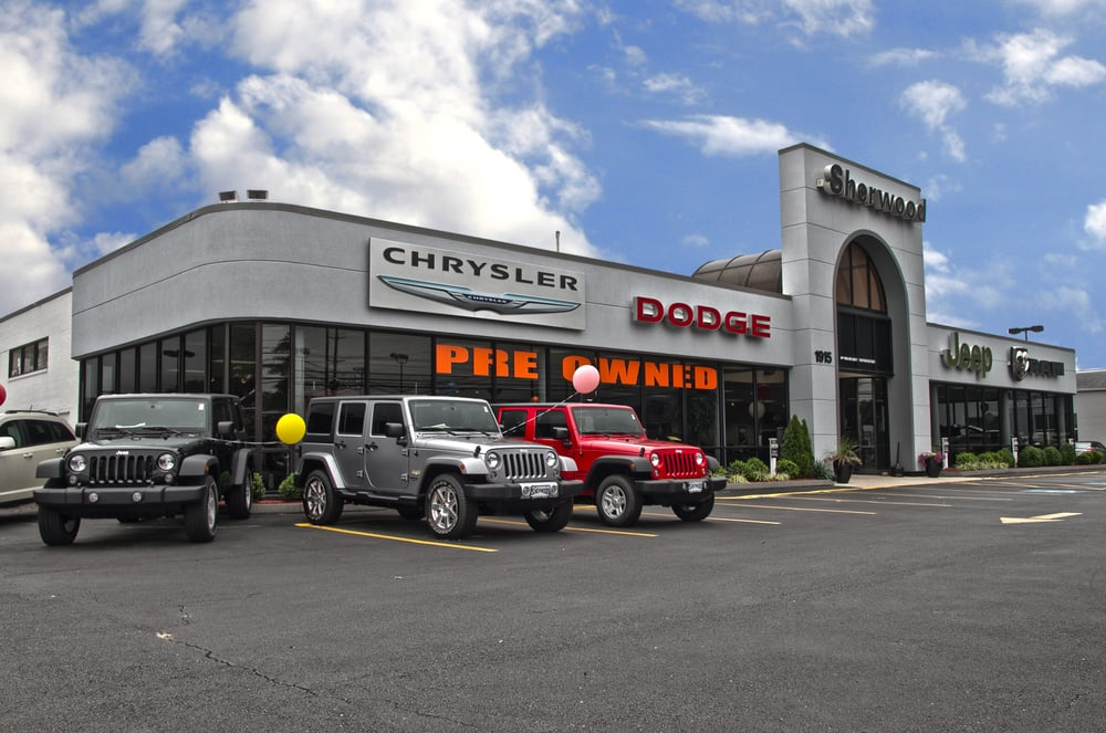 sherwood chrysler dodge jeep ram of salisbury