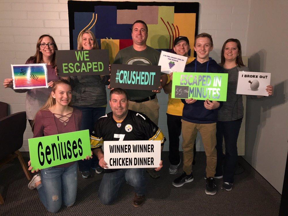 Loop Escape Room: 149 Northmoreland Ave, Munroe Falls, OH