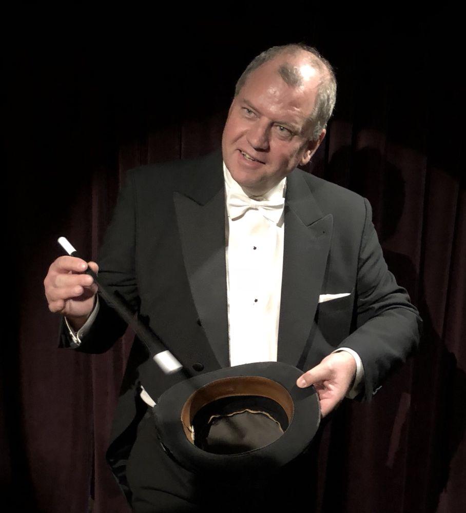 The Magician Black Bert