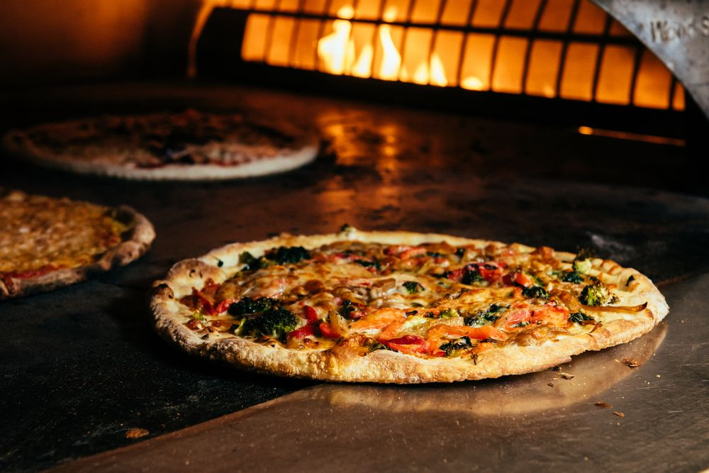 Food from Earth, Wood & Fire - Baltimore