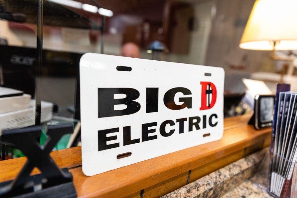 Big D Electric: 33 Queen St, Cumberland, MD
