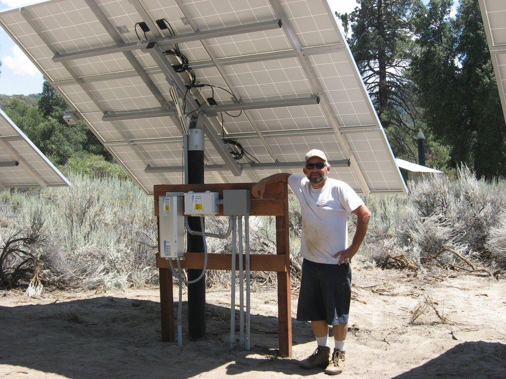 Wicker Water Well Pump Service: Anza, CA