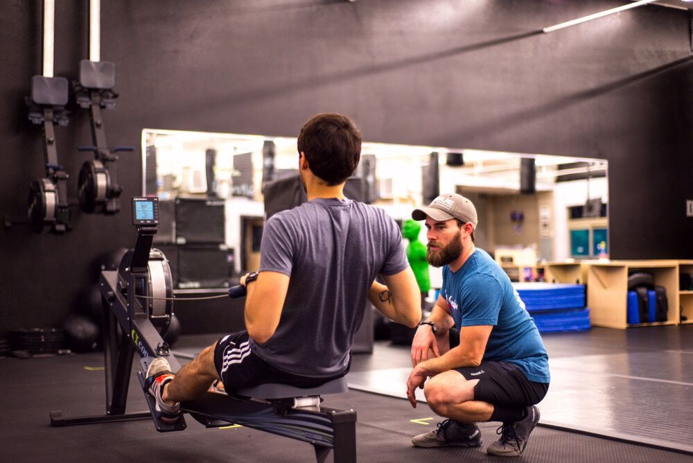 Unyoked CrossFit: 2702 Hundman Dr, Champaign, IL