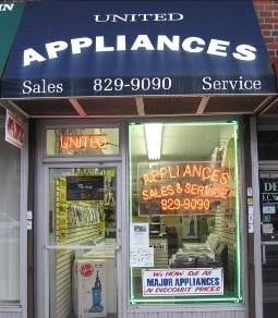 United Appliances Services: Bronx, NY
