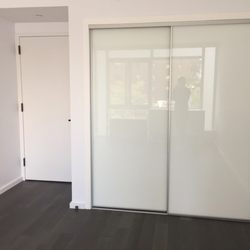 Photo of The Closet Builder - Garfield NJ United States. Sliding white glass & The Closet Builder - 14 Reviews - Interior Design - 20 Passaic St ...
