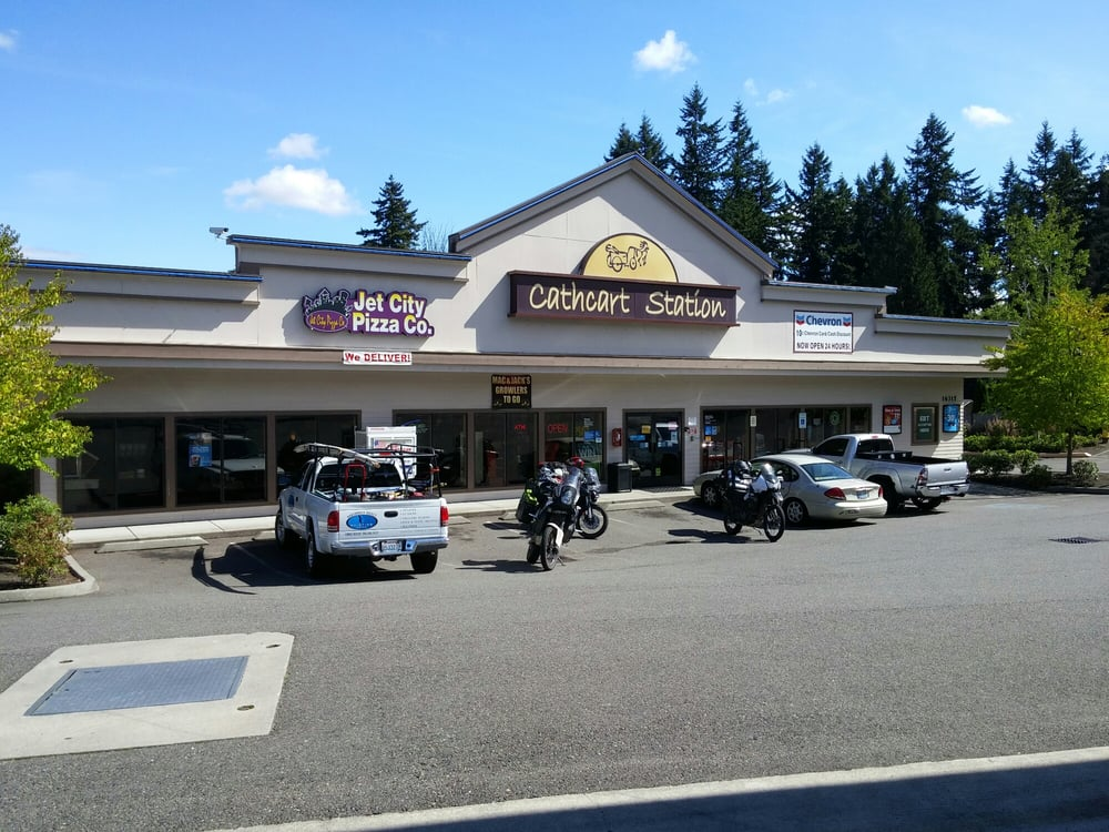 Cathcart Station: 16315 State Route 9 SE, Snohomish, WA