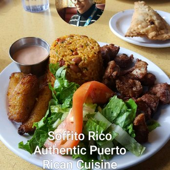 Sofrito rico authentic puerto rican cuisine 364 photos for Authentic puerto rican cuisine