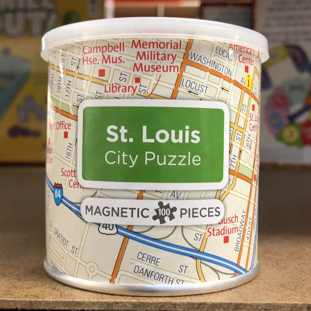 Puzzle Warehouse: 655 Leffingwell Ave, St. Louis, MO