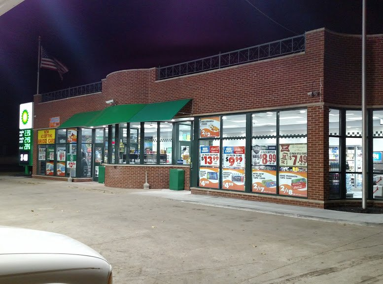 BP Gas Station: 16059 Southfield Rd, Allen Park, MI