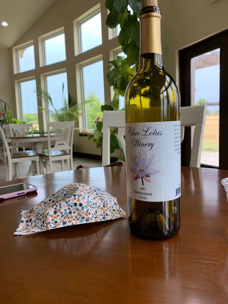 Social Spots from Blue Lotus Winery